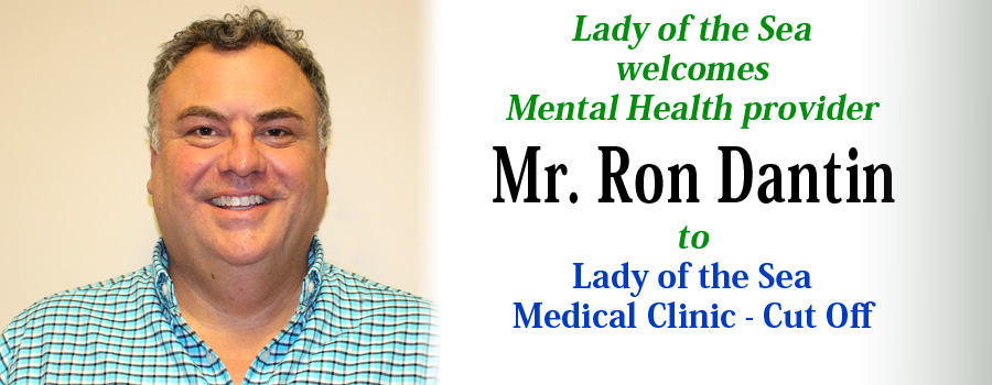 LOSMC-Cut Off Welcomes Ron Dantin